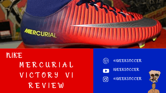 Mercurial Victory VI Review