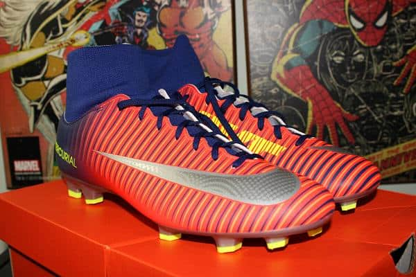 super popular 03d69 9ca27 Nike Mercurial Victory VI Dynamic Fit FG Review