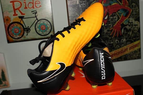 Nike Magista Opus II FG Laser Orange/White/Volt/Black 5