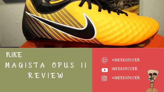 Nike Magista Opus II Review