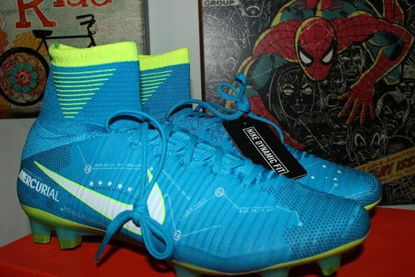 Mercurial SuperFly V FG Neymar 0be197073