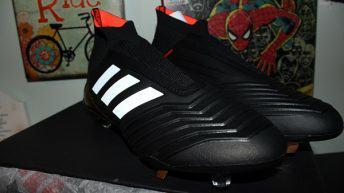 Adidas Predator 18+ Firm Ground Cleats 9
