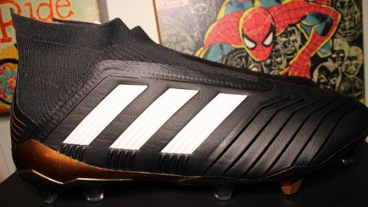 Adidas Predator 18+ Firm Ground Cleats 33