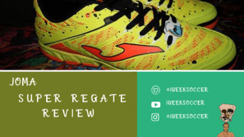 Joma Super Regate Review