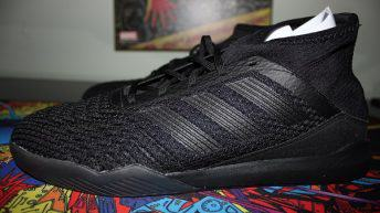 Adidas Predator Tango 18.3 Shoes-Black 2