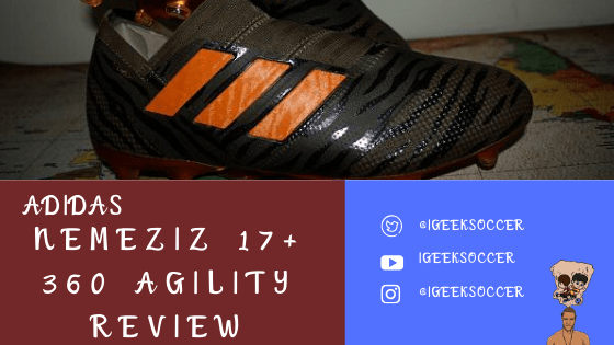 NEMEZIZ 17+ 360 Agility Review