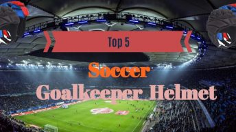 Soccer Goalkeeper Helmet