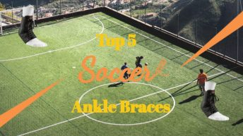 Top 5 Soccer Ankle Braces