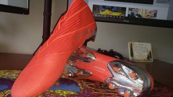 Adidas Nemeziz 19+ FG Soccer Cleat Review 7