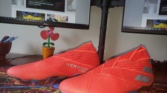 Adidas Nemeziz 19+ FG Soccer Cleat Review 3