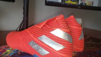 Adidas Nemeziz 19+ FG Soccer Cleat Review 12