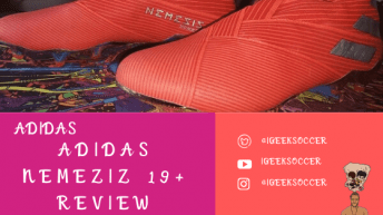 Adidas Nemeziz 19+ Review