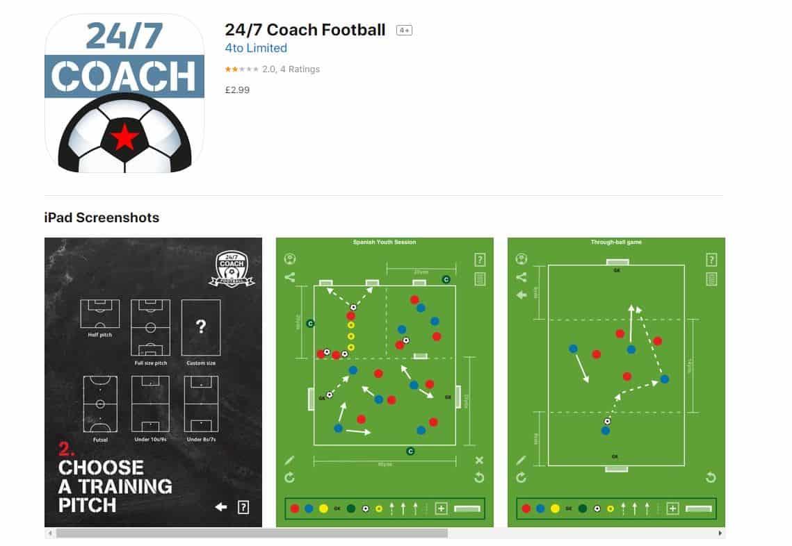 24/7 Football Coach