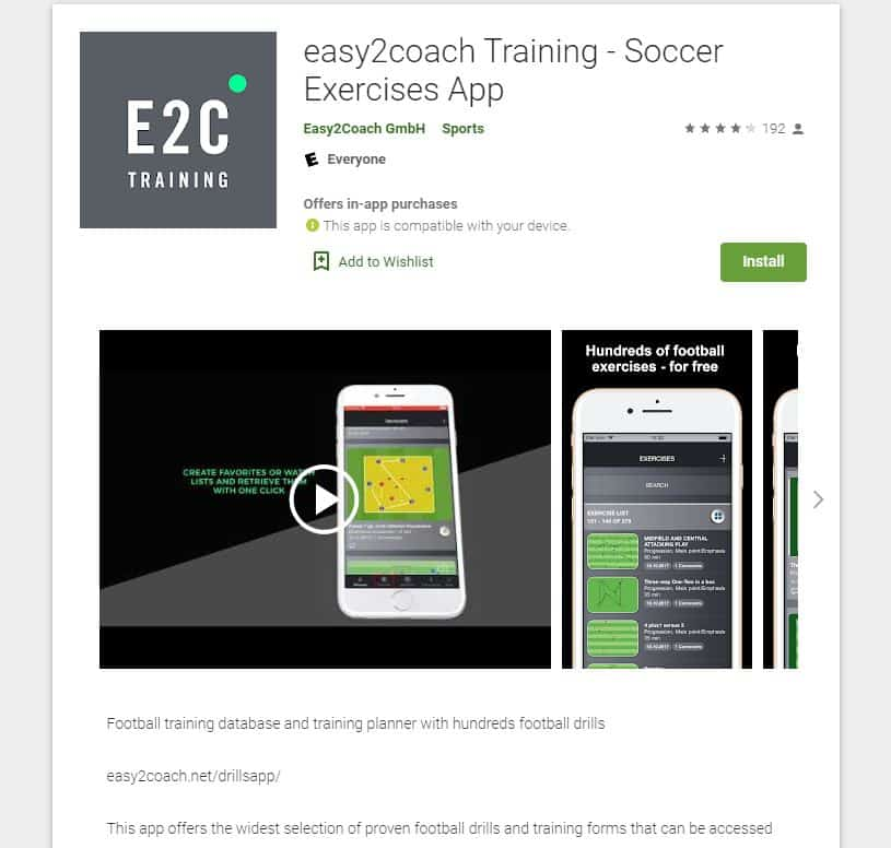 Easy 2 Coach