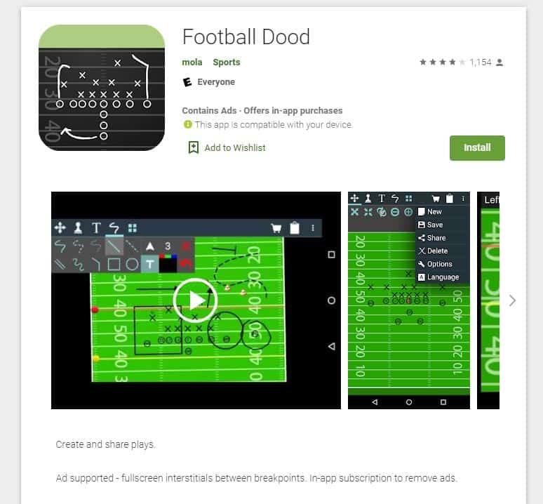 Football Dood