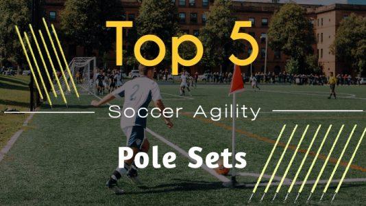 Soccer Agility Pole
