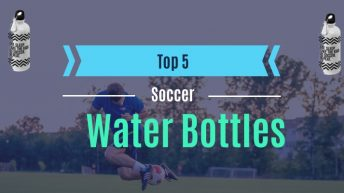 Soccer Water Bottle
