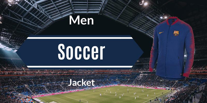 Best soccer windbreaker trainer jacket