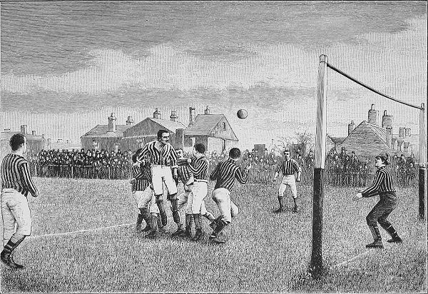 Who Invented Soccer: The Emergence Of Association Football