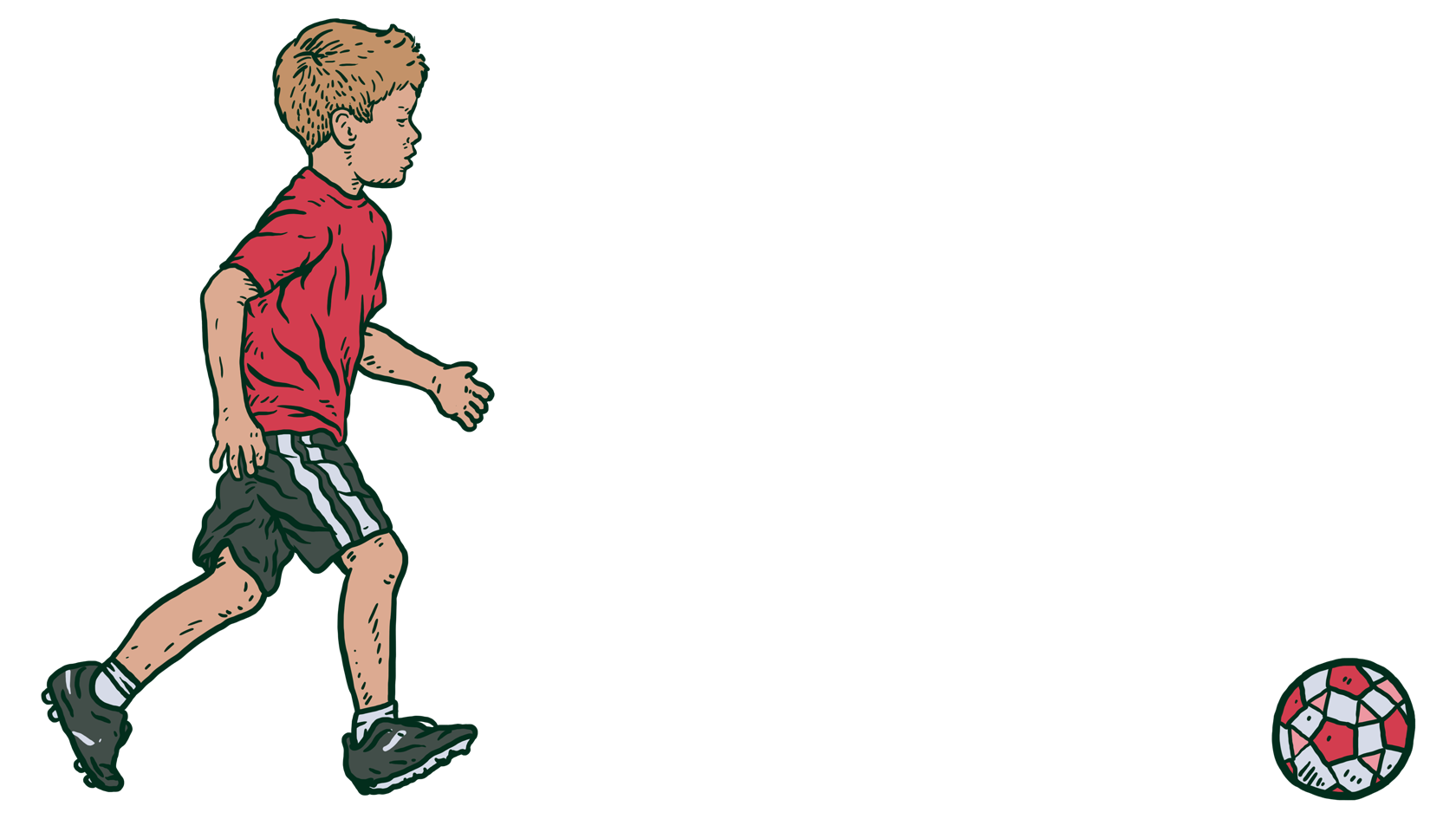 4-Year Olds Soccer Drills