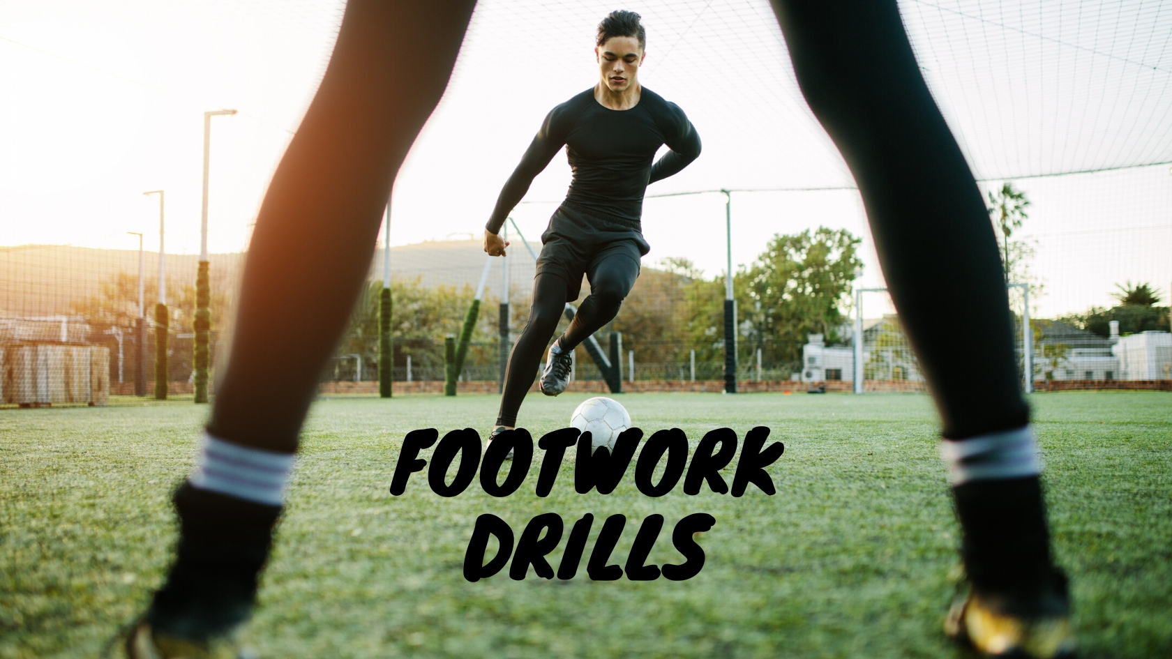 Footwork Drills