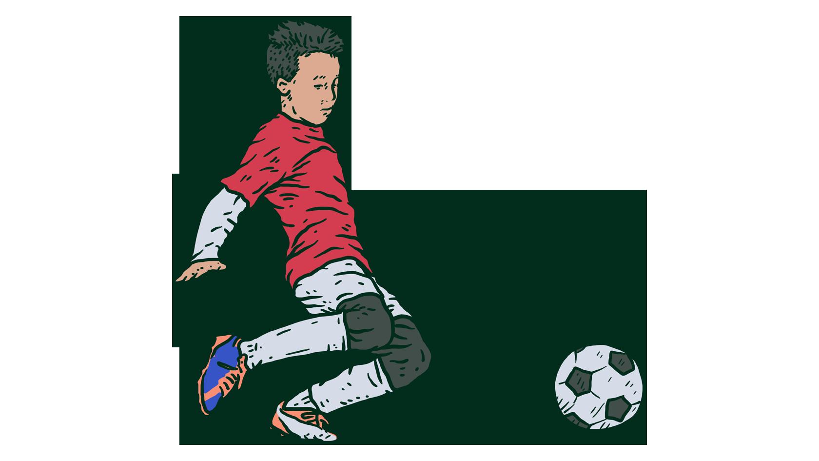 U5 Soccer Drills & Games