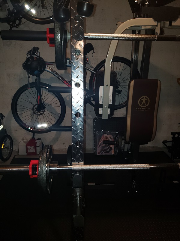 Marcy Smith Machine MD-9010G