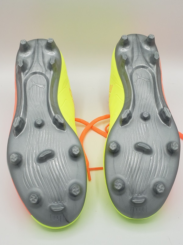 UpperTechnology of the Puma One 20.4 Insole-Outsole